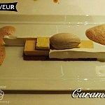 【SAVEUR】キャラメル風味のアイス