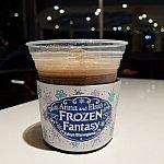 2015年1月 アナとエルサのフローズン・ファンタジー限定、ホットチョコレートドリンク 350円