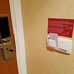 カードキーをさしこまないと電気つかないです