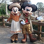 ミッキー&ミニー・グリーティング(2013年1月)