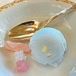 金平糖とラムネシャーベット!