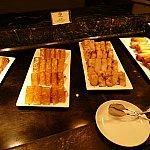 パリパリの揚げ春巻きが美味しかった〜!