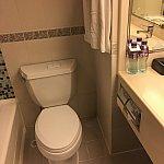 トイレはたまたまなのか、流れにくい!レバーを良い角度にしないと流れず、慣れるまでは困りました。
