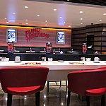 空港のレストラン⁽⁽◝( ˙ ꒳ ˙ )◜⁾⁾