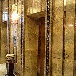 エレベーターまで豪華✨