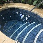 こちらは10度くらいの水冷たい😱