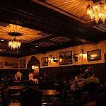 モロッコテーマの部屋。自分はこちらで食べました。
