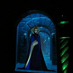 白雪姫の女王(魔女)クイーン・グリムヒルド。