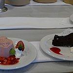 普段全く食べないデザートもダイエット中は何故か目がいってしまう・・・