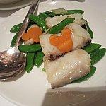 白身魚はフワフワで美味しいと祖母のお気に入りメニュー