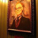Danny Elfmanの肖像画もあります!