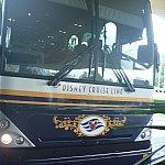 私が行ったときはこのクルーズのバスでの送迎でした!