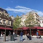 レミーのおいしいレストランがパリに登場!