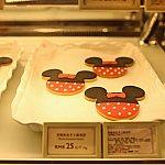 ミニーちゃんのクッキー