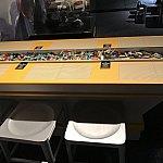 レゴで遊べます。日中は満席に