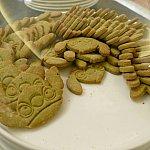 カクテルタイムが終わるとクッキータイム。この日はスティッチのクッキーがありました。全部で何種類、何フレーバーあるんでしょう・・・