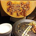 チーズに、オラフとスノーギース