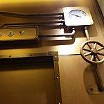 エレベーター内。センターオブジアースを思い出します。