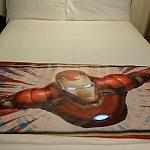 ベッドのフットカバー