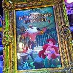 「キング・トリトンのコンサート」のポスター