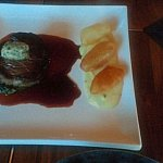 こちらは2012年9月滞在時オーダーボリューミーなお肉