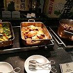 焼き鮭や焼き野菜もあります!
