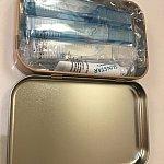 歯ブラシは香港のハリウッドホテルの歯ブラシと全く一緒でした!