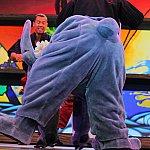 スティッチもキレキレのダンスを披露してくれました