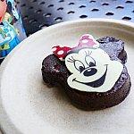 かわいすぎる!ミニーちゃんのブラウニー♪ミッキーもあります!味も最高!