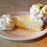 キーライムチーズケーキ(65元)
