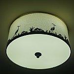 廊下のランプも♡