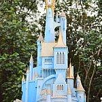 シンデレラのお城です。