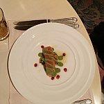 ベッラノッテコースのサーモンの方が美味しかったです!