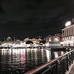 夜のボードウォーク