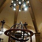 案内された部屋の真ん中にあった地球儀