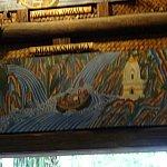 カリ・リバー・ラピッドの絵画