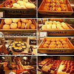 【朝食ブッフェ】パン屋?と思うほどパンが並んでました😆この写真以外にワッフルとかもあります。