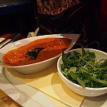 パリは野菜がたくさんとれて嬉しかったです!