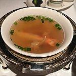 タラバガニのスープうまい!