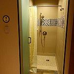 これがトイレ内にあるシャワールーム