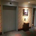 エレベーターホールです。