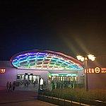 ディズニーランドから一番近い地下鉄の出入り口はこの1号口になります。