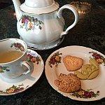 キングダムラウンジでお茶をしながらチェックイン♪