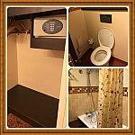 お風呂場トイレ金庫ありますハンガー荷物置き場です°○°