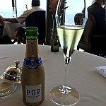 POMMERYのシャンパン。