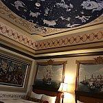 天井にミキミニ星座 !素敵💕