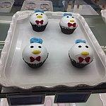 ドナルドのカップケーキ!