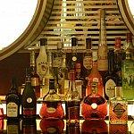 たくさんのお酒が並べられています!