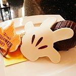 ハロウィンケーキセット!ポップンライブのミッキーがマイクを持っている風😆
