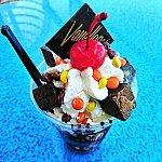 Taffyta's Fudge Sundae②